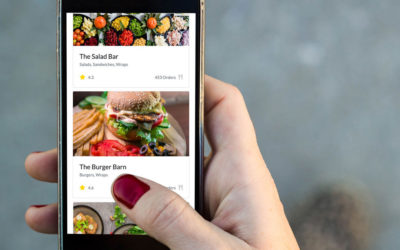 Mobile Ordering – The 21st Century Cafeterias