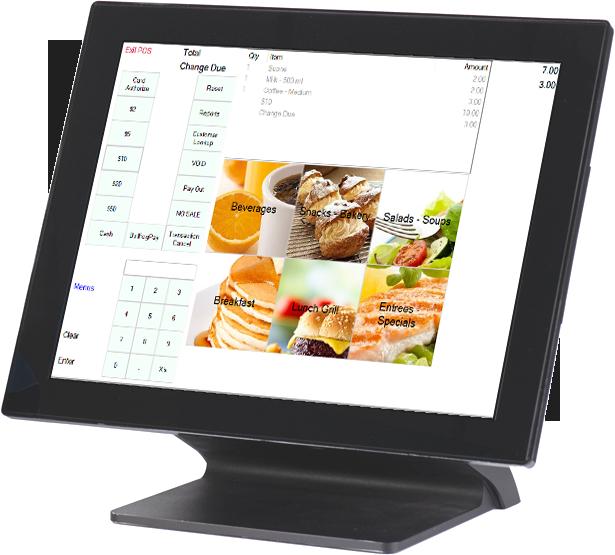 Toshiba Touchscreen POS